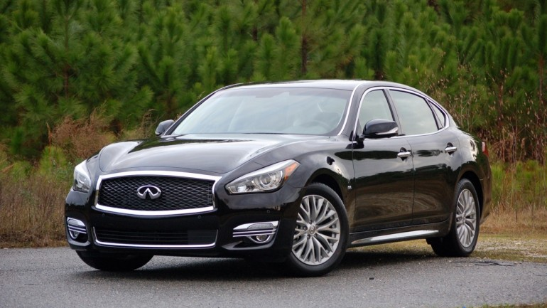 Infiniti's 2015 Q70L impressive by any name