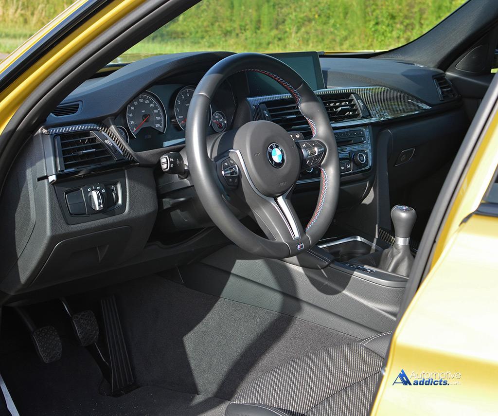 Bmw M3 Interior: In Our Garage: 2015 BMW M3