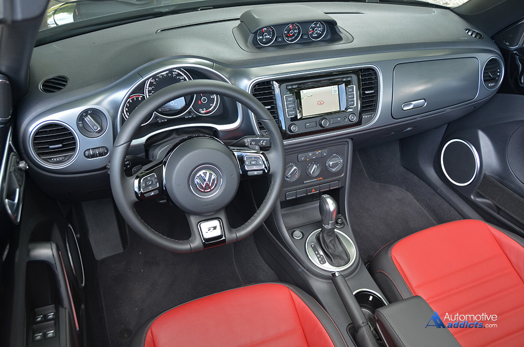 2015 Volkswagen Beetle Convertible R Line Quick Spin Automotive Addicts