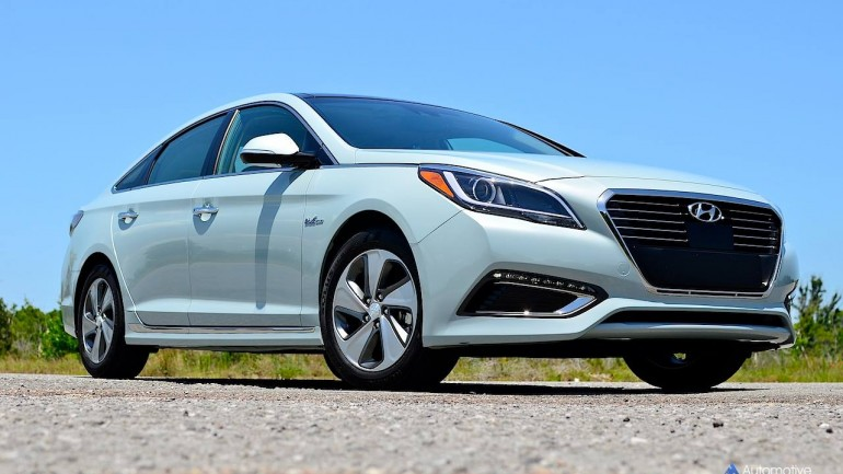 In Our Garage: 2016 Hyundai Sonata Hybrid