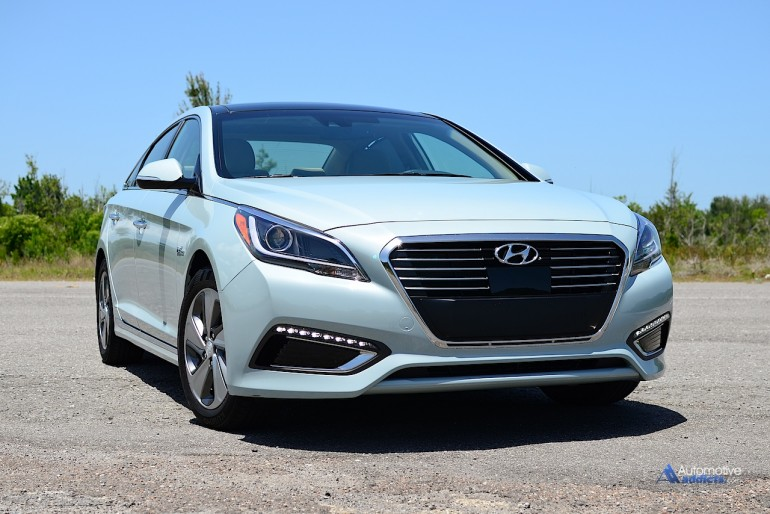 2016 hyundai sonata hybrid limited review test drive. Black Bedroom Furniture Sets. Home Design Ideas