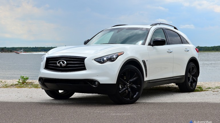 In Our Garage: 2015 Infiniti QX70