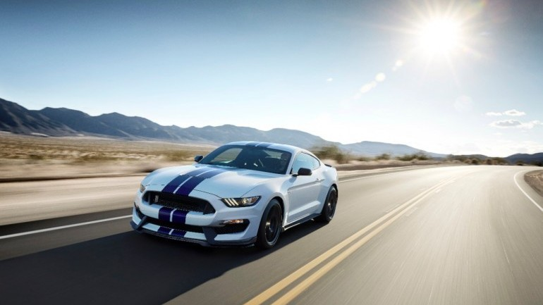 Take Our Money: 2016 Ford Shelby GT350 Rated at 526 Horsepower, 429 lb-ft of Torque
