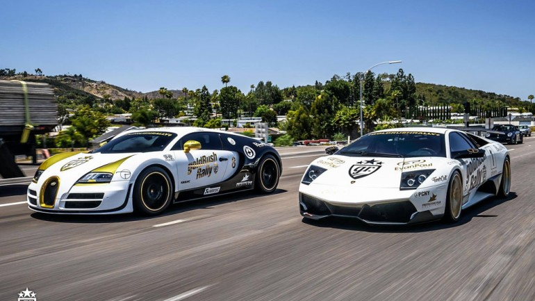 "goldRush Rally 7 ""#GR7EVEN"" Commences From San Diego to Miami"