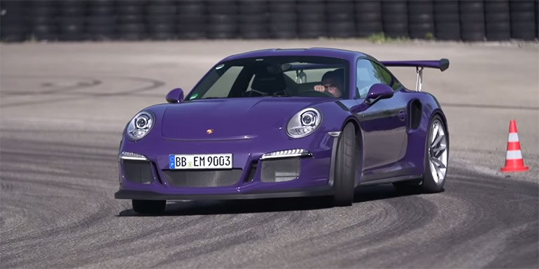 2016 Porsche 911 GT3 RS Tested on Road and Track: Chris Harris on Cars Video