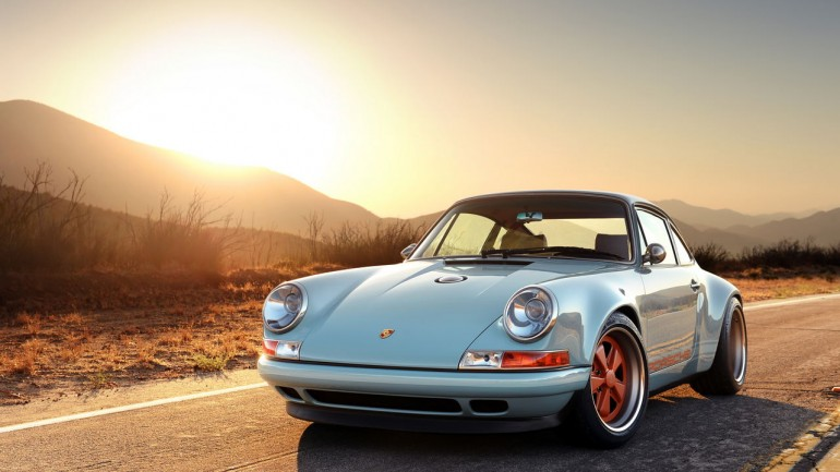 Porsche 911 Reimagined by Singer Vehicle Design Revisited