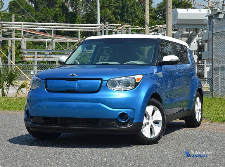 In our garage 2015 kia soul ev for Garage kia 95
