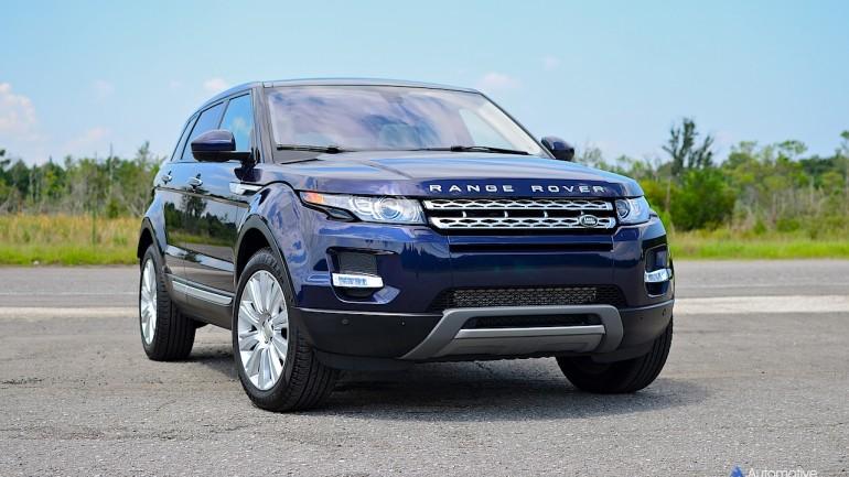 2015 Land Rover Range Rover Evoque Quick Spin