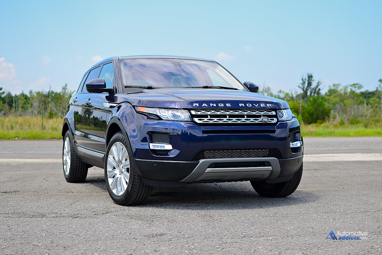 2015 land rover range rover evoque quick spin. Black Bedroom Furniture Sets. Home Design Ideas