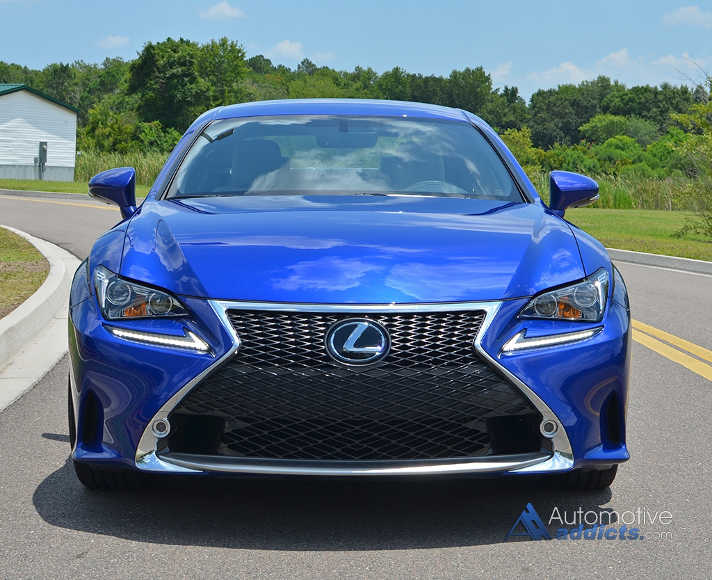 2018 lexus rcf. delighful 2018 lexus rc f ride quality  2015 350 sport review u0026 test drive intended 2018 rcf