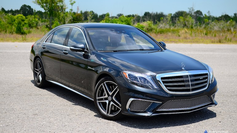 2015 Mercedes-Benz S65 AMG Sedan Review & Test Drive