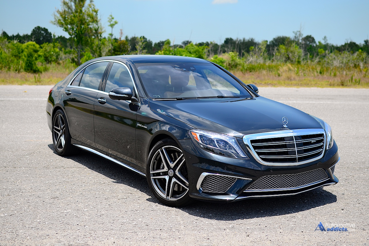 2015 mercedes benz s65 amg sedan review test drive. Black Bedroom Furniture Sets. Home Design Ideas