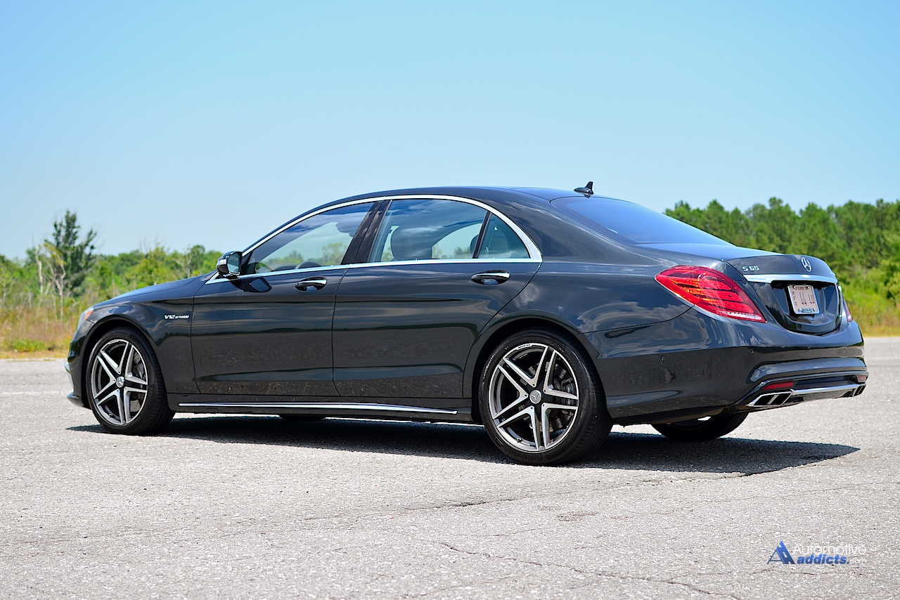 2015 mercedes benz s65 amg sedan review test drive for Mercedes benz amg jacket