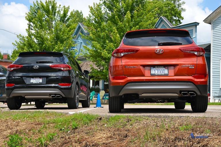 2016-Hyundai-Tucson-Rear