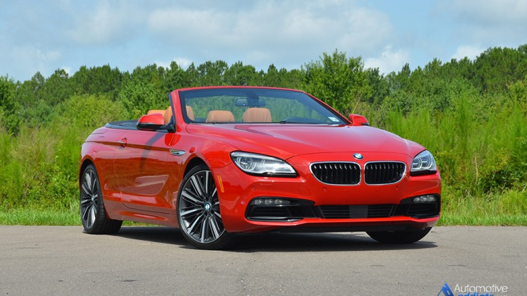 2016 BMW 650i Convertible Review & Test Drive
