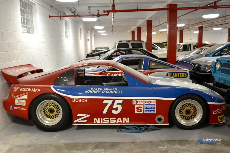 Nissan's Heritage Collection