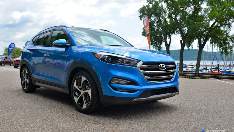 The all-new 2016 Hyundai Tucson: One Size Fits Most