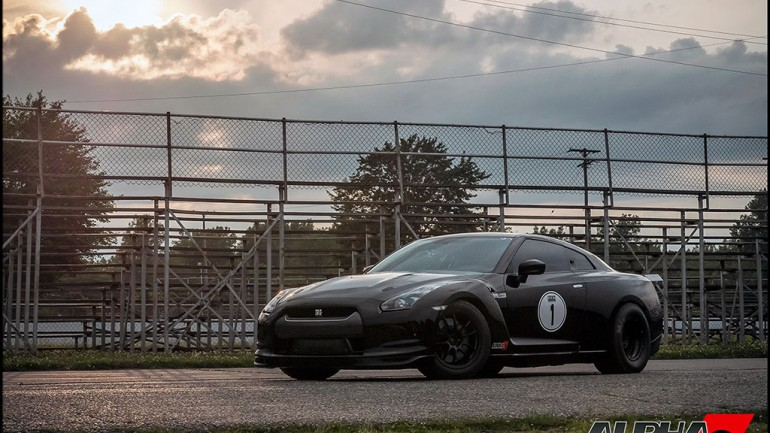 Alpha Omega: The World's Quickest and Fastest R35 Nissan GT-R – Video