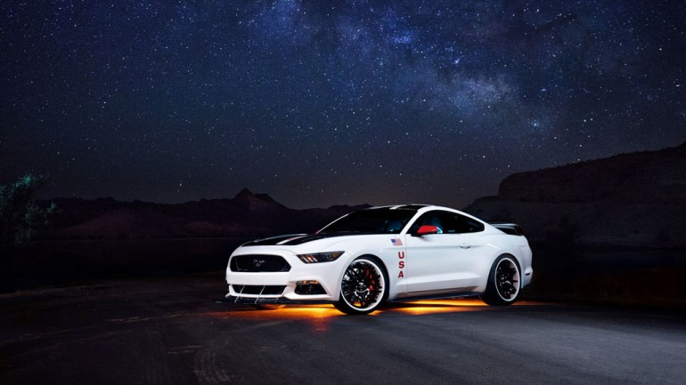 Ford Announces Apollo Edition Mustang to Celebrate Innovation and Inspiration of Apollo Missions