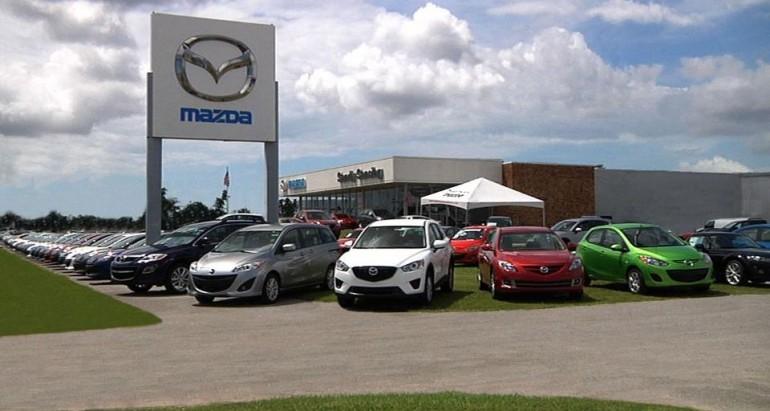 Sandy Sansing Mazda in Pensacola, Florida