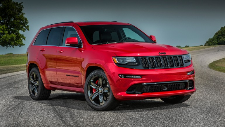 Jeep Confirms Hellcat-Powered Grand Cherokee Trackhawk: 0-60 mph in 3.5 Seconds