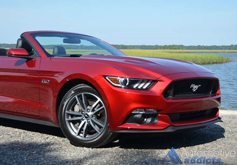 Innovative 2015 Ford Mustang GT Convertible Review Amp Test Drive