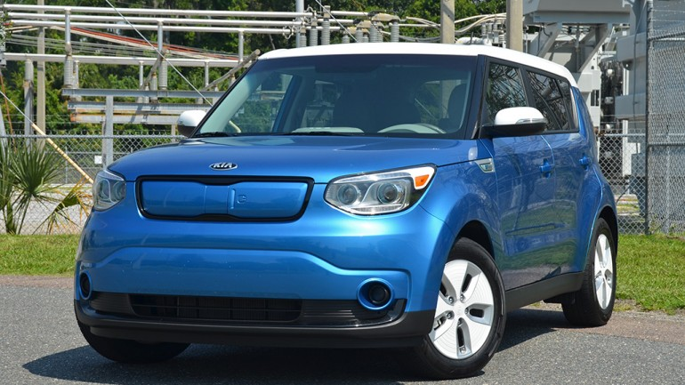 2015 Kia Soul EV Review & Test Drive