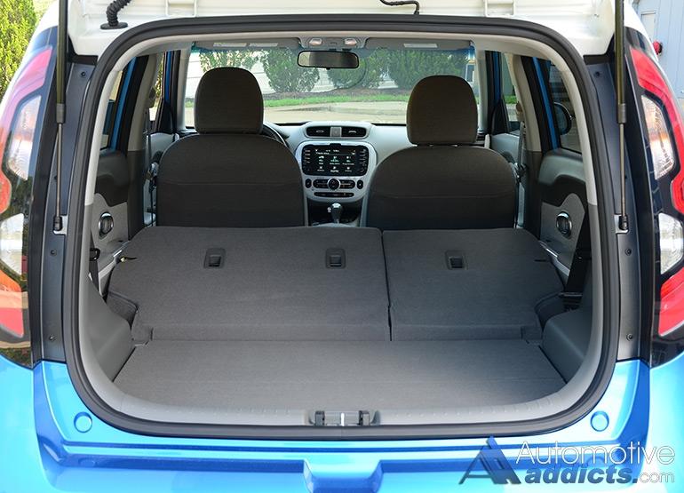 2015 Kia Soul Ev Review Amp Test Drive