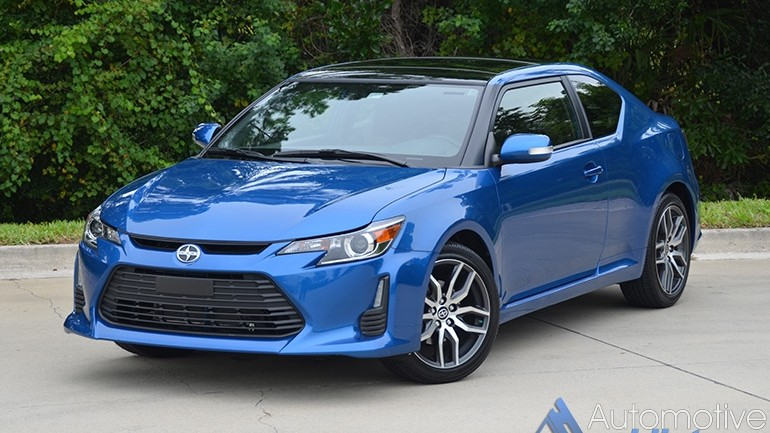 2015 Scion tC Spin Around the Block