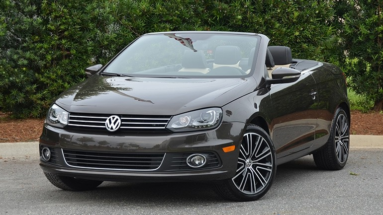 2015 Volkswagen EOS Final Edition Quick Spin