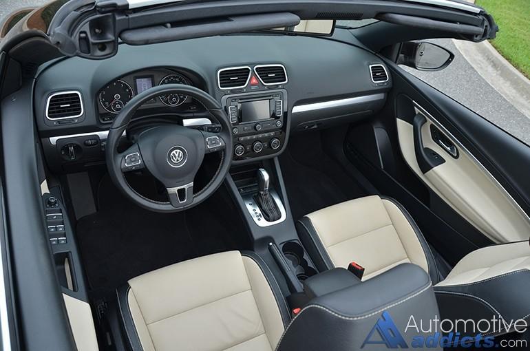 2015 Volkswagen EOS Final Edition Quick Spin