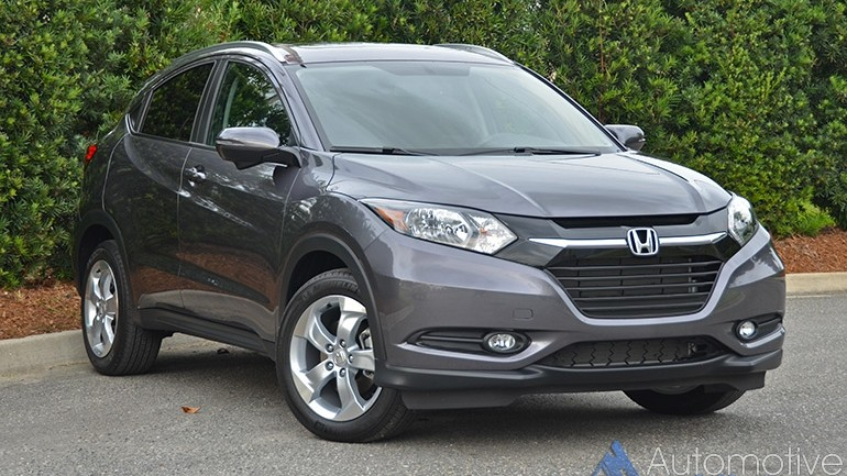 2016 Honda HR-V EX-L AWD Review & Test Drive