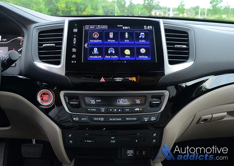 2016 Honda Pilot Dashboard Pics 2017 2018 Best Cars