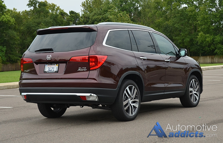 New Body Of Honda Pilot For 2015.html | Autos Weblog