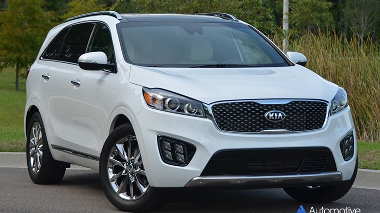 In Our Garage: 2016 Kia Sorento SXL AWD