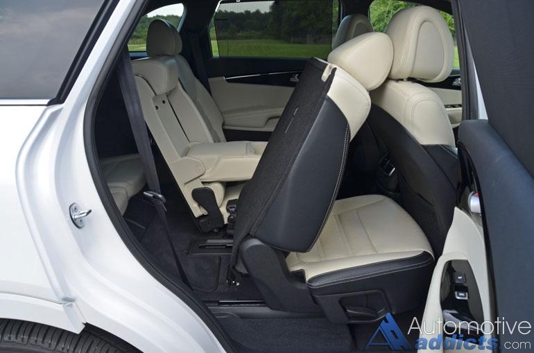 2016 kia sorento sxl limited awd v6 review test drive. Black Bedroom Furniture Sets. Home Design Ideas
