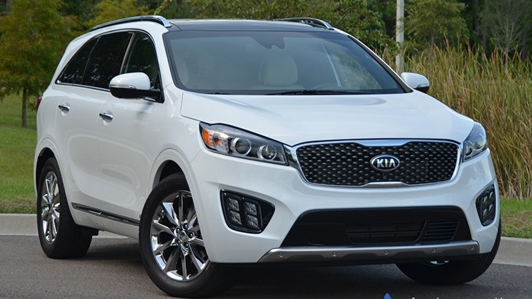 2016 Kia Sorento SXL (Limited) AWD V6 Review & Test Drive