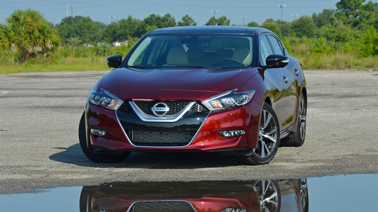 2016 Nissan Maxima: An American Made Journey Home