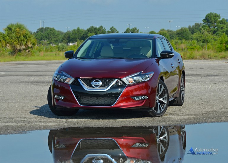 2016 Nissan Maxima An American Made Journey Home