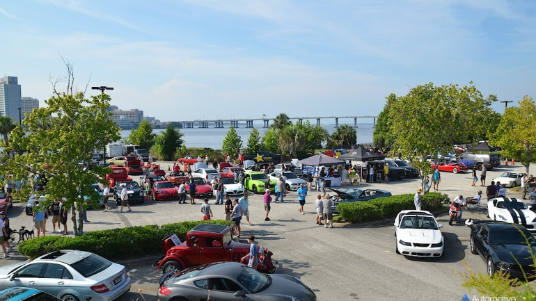 "August 2015 Automotive Addicts Cars & Coffee Video by ""Do It With Dan"""