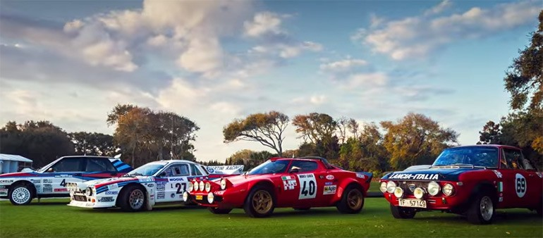 """Road To Amelia"" Film Captures True Automotive Enthusiasm Through Rare Lancia Collection"