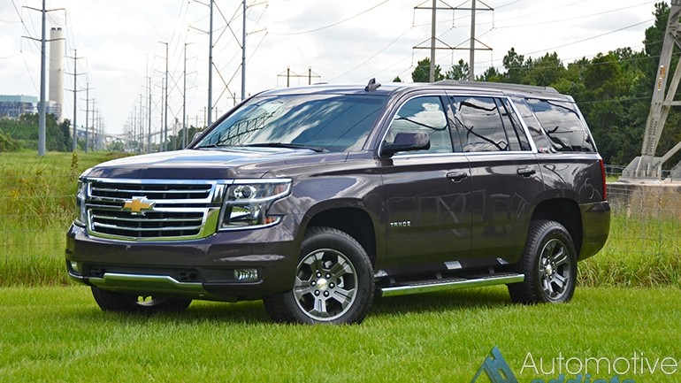 In Our Garage: 2015 Chevrolet Tahoe Z71
