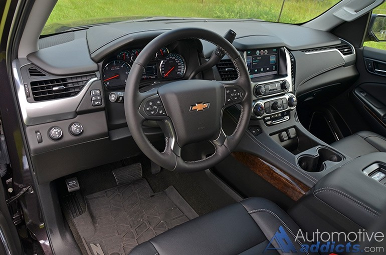 2015-chevrolet-tahoe-z71-dashboard