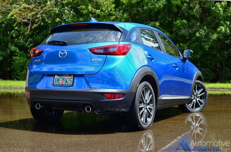 2016 mazda cx 3 grand touring fwd review test drive. Black Bedroom Furniture Sets. Home Design Ideas