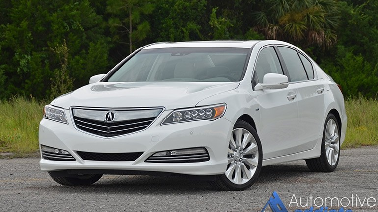 In Our Garage: 2016 Acura RLX Sport Hybrid