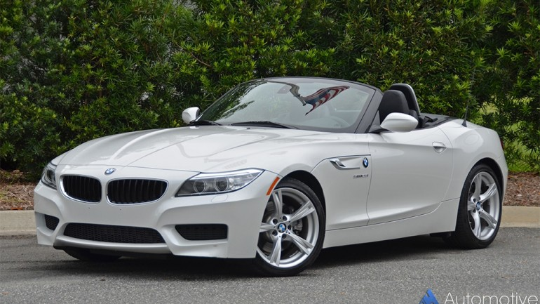 2016 BMW Z4 sDrive28i Roadster Review & Test Drive
