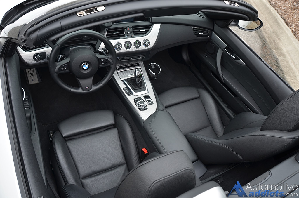 2016 BMW Z4 sDrive28i Roadster Review  Test Drive