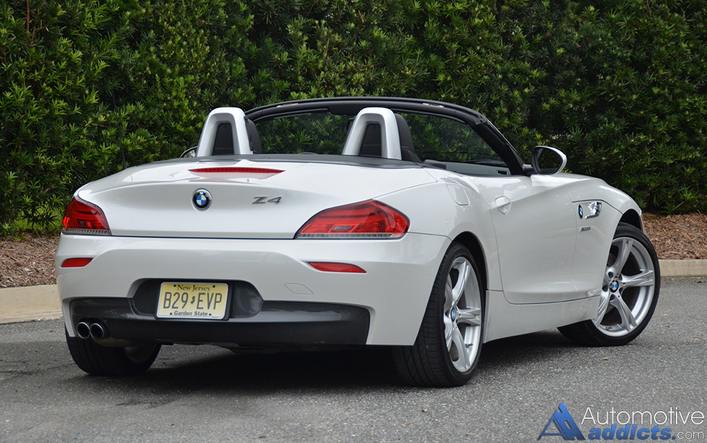 2016 Bmw Z4 Sdrive28i Roadster Review Amp Test Drive