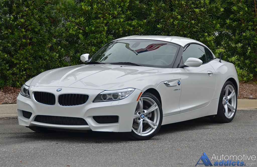 2016 BMW Z4 Sdrive28I >> 2016 BMW Z4 sDrive28i Roadster Review & Test Drive