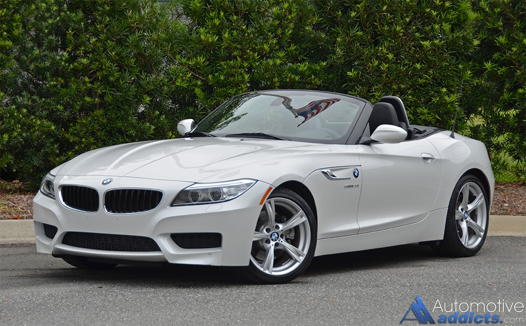 2016 bmw z4 sdrive28i roadster review test drive. Black Bedroom Furniture Sets. Home Design Ideas